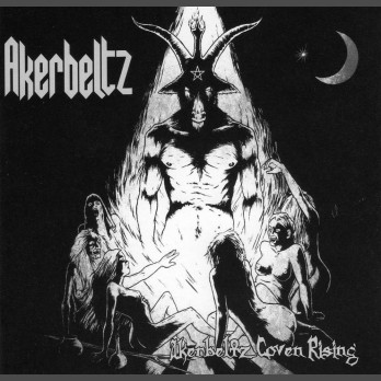 Akerbeltz - Coven Rising - CD