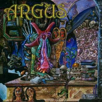 ARGUS - S/T -CD - 2009