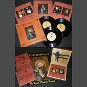 "Profanatica - The Grand Masters Session (3x 8"" EP Wooden Boxset)"
