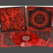 "BLACK JESUS - Black Jesus Saves - 12"" MLP on Red Vinyl"