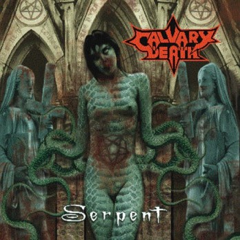 Calvary Death - Serpent - CD