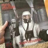 Psychic Possessor - Toxin Difusion - Vinyl