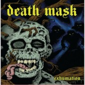 DEATH MASK - Exhumation -CD - 1987