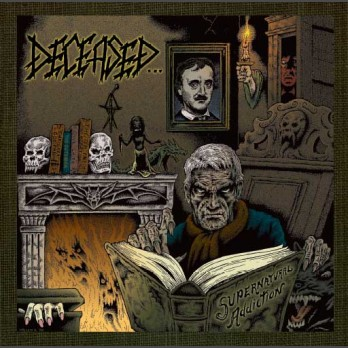 Deceased  - Supernatural Addiction - CD