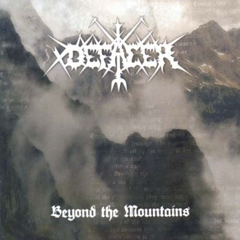 Defacer - Beyond The Mountains - CD