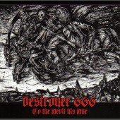 Destroyer 666 - To the Devil His Due - CD