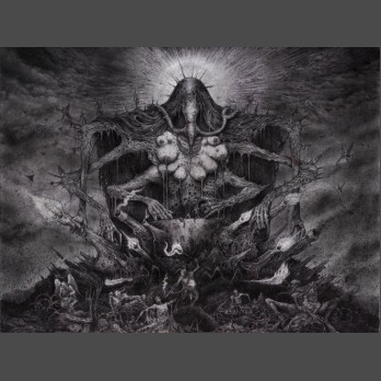Diocletian/Weregoat - Disciples of War Split CD