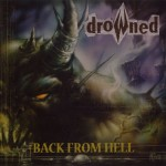 Drowned - Back from Hell - CD