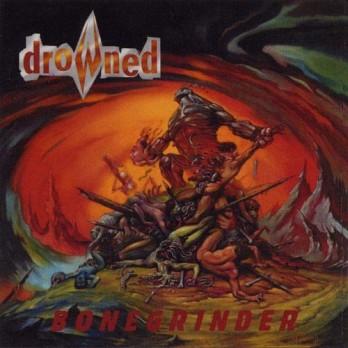 Drowned - Bonegrinder - CD