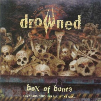 Drowned - Box of Bones - CD/DVD
