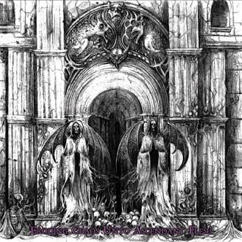 "Vasaelith / Cruciamentum - Eroding Chaos Unto Ascending Flesh (7"" Gatefold EP)"
