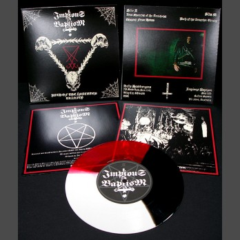 "Impious Baptism - Path of the Inverted Trinity (7"" EP)"