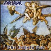 Expulser - The Unholy One / Fornication - CD