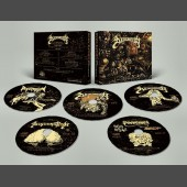 Desecration - Dead...but not Forgotten - CD Boxset