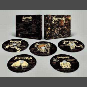 Desecration - Dead...but not Forgotten - CD Boxset