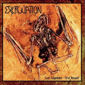 Excruciation - Last Judgement - First Assault