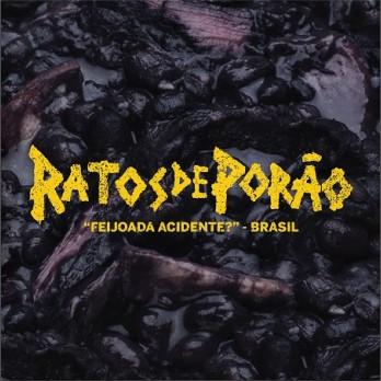 Ratos de Porao - Feijoada Acidente - Brasil - 12-inch LP