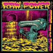 Raw Power - Screams from the Gutter - LP