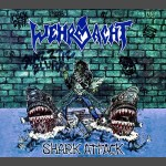 Wehrmacht - Shark Attack - Digipak CD