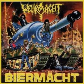 Wehrmacht - Biermacht - LP