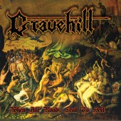 Gravehill - When All Roads Lead to Hell CD