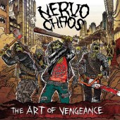 Nervochaos - The Art of Vengeance  - CD/DVD