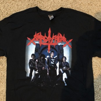 Sarcofago - INRI - T-Shirt