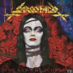 SARCOFAGO - THE LAWS OF SCOURGE - 12-INCH - GATEFOLD LP