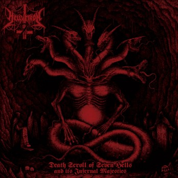 Hellvetron - Death Scroll of Seven Hells - CD