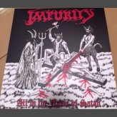 Impurity - All in the Name of Satan - LP