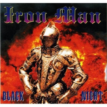 IRON MAN - Black Night (1CD) 1993