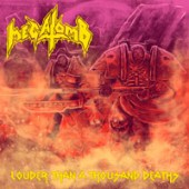 Megatomb - Louder than a Thousand Deaths CD