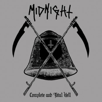 Midnight - Complete and Total Hell - 12""