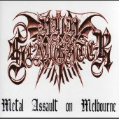 "Nunslaughter - Metal Assault on Melbourne and Brisbane (3x 7""EPs)"
