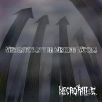 Necrophile (Jpn) - Mementos in the Misting Woods CD
