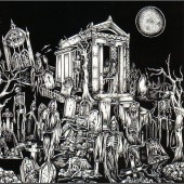 Nocturnal Blood - Devastated Graves - The Morbid Celebration (Gatefold LP)