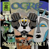 OGRE - Plague of the Planet - 1CD - 2009