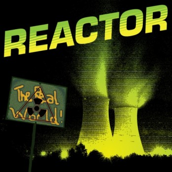 REACTOR - The Real World - CD - 1983