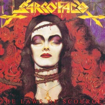 Sarcofago - Laws of Scourge - CD