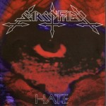 Sarcofago - Hate - CD
