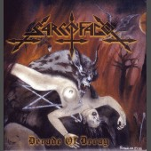 Sarcofago - Decade of Decay - 2X LP
