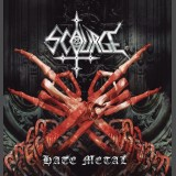 Scourge - Hate Metal - CD