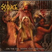 Scourge - ...On the Sin, Death, Lust and Hate - CD