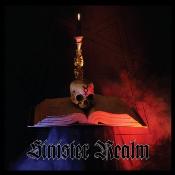 SINISTER REALM - S/T - CD - 2009