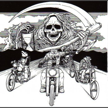 Speedwolf - Ride with Death - CD