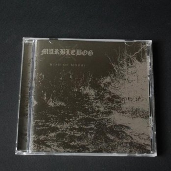 "MARBLEBOG ""WIND OF MOORS"" CD"