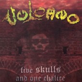 Vulcano - Five Skulls and One Chalice - CD