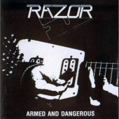 Razor - Armed and Dangerous - 12-inch LP