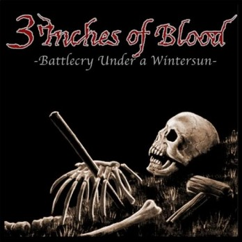 3 Inches of Blood - Battlecry Under a Wintersun - 12-inch LP
