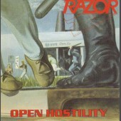 Razor - Open Hostility - 12-inch LP